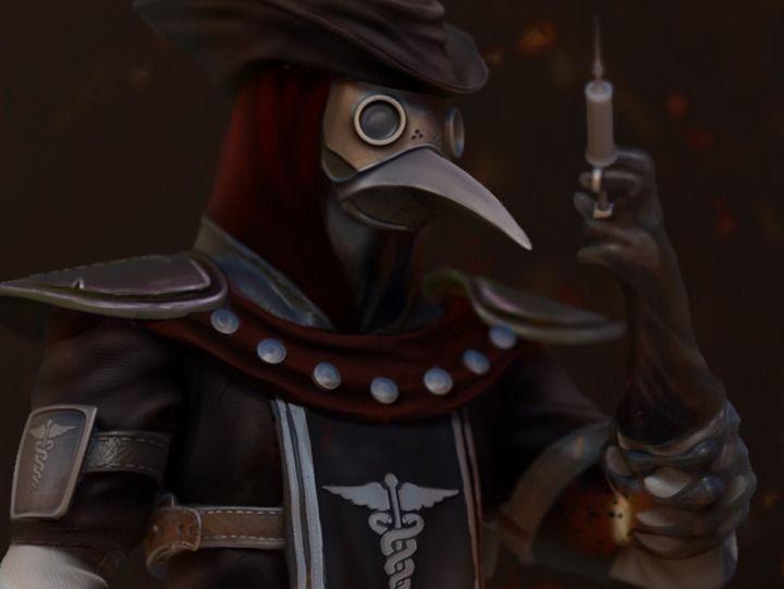 Plague Docter