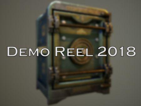 Demo Reel 2018