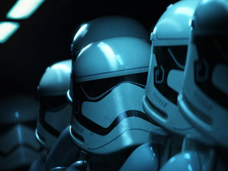 LEGO STARWARS, personal project and Showreel