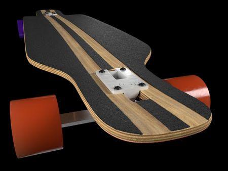 Weekly Drill #36 - Skateboard