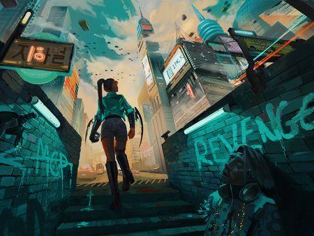 Cyberpunk revenge