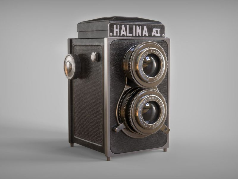 Halina AI Camera