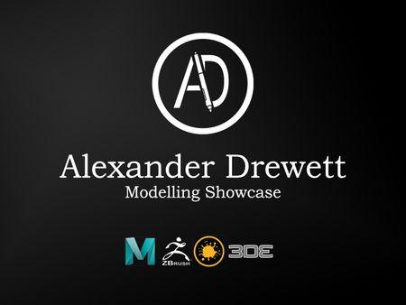 Alex Drewett - Modelling Showcase 2019