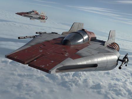 RZ_1 A-Wing Interceptor