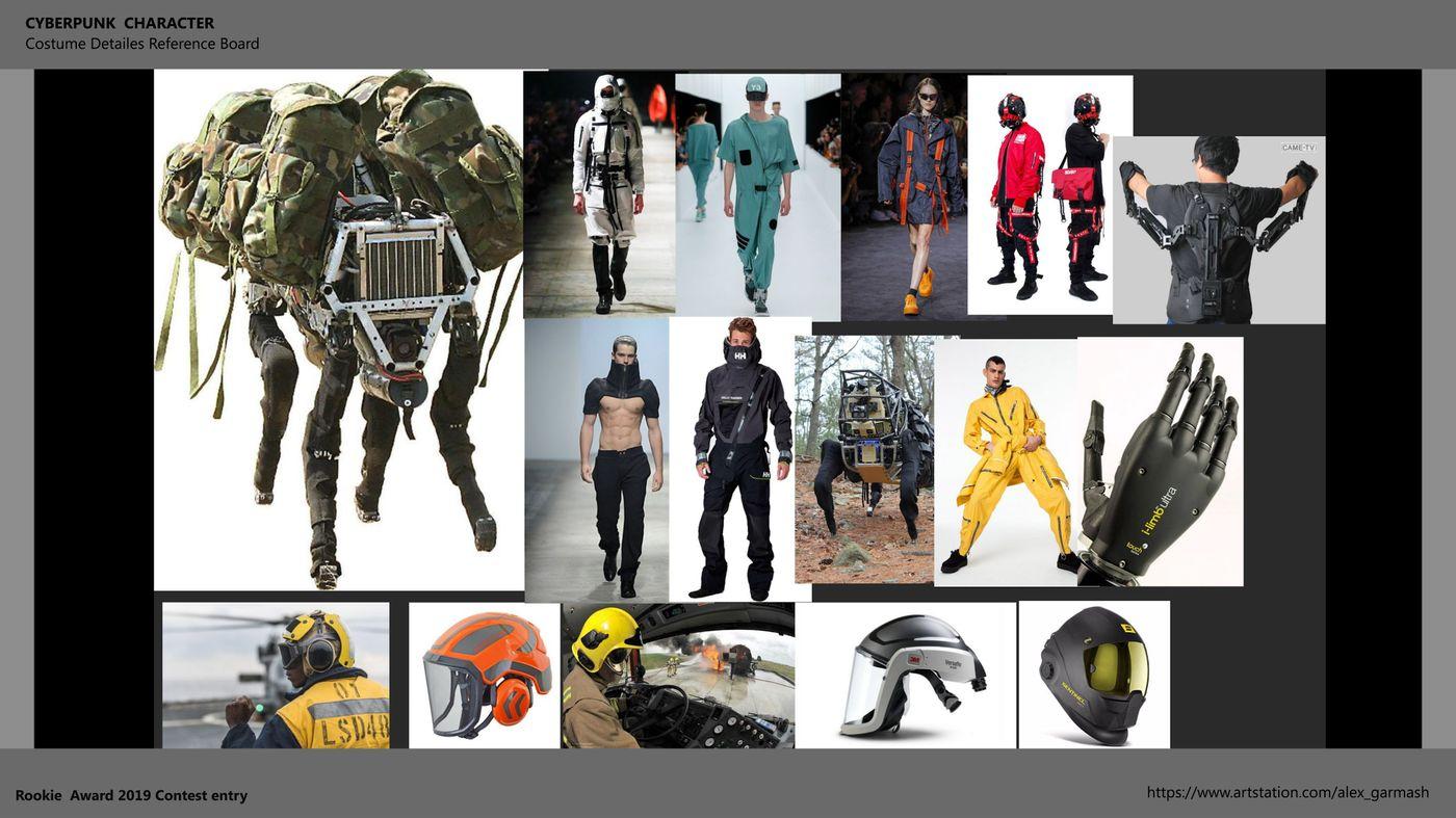 Cyber Punk Ah V01 Artboard%203 Alexey