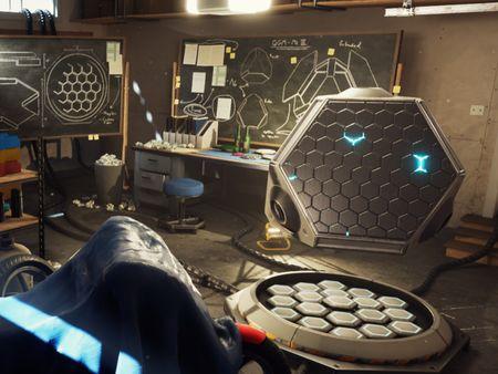Quantum Garage