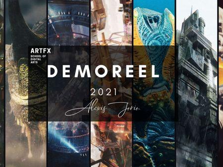 DEMOREEL 2021 // JORION Alexis -- 3rd year ARTFX