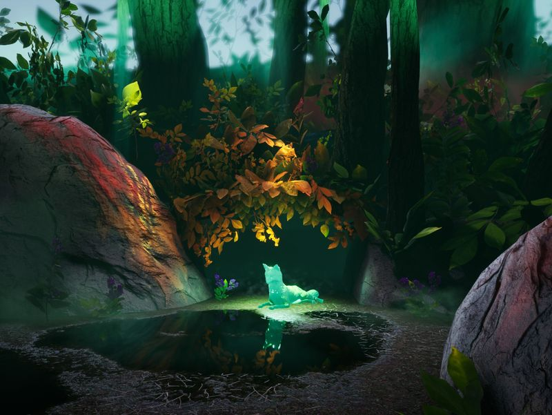 Jade Forest - UE4 Recreation