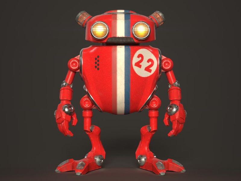 Alexander Tuma - Eddie Robot