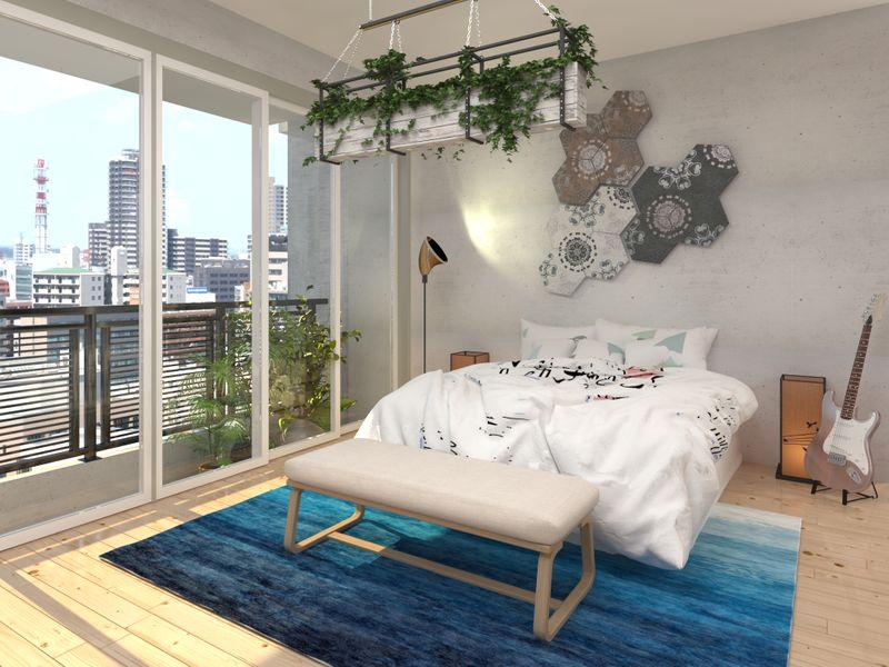 Modern Japanese Studio Design