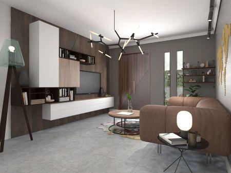SOHO for single living designer