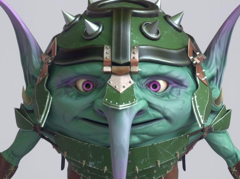 Goblin & Sword