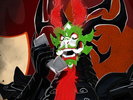 Black Mass of Darkness, Aku