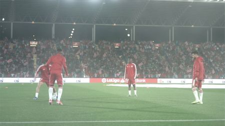 Crowds stadium