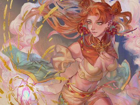 Original Characters Illustration