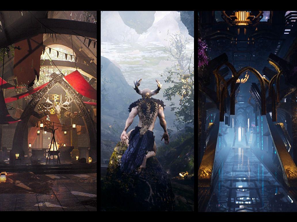 Fantasy Worlds: Near and Far