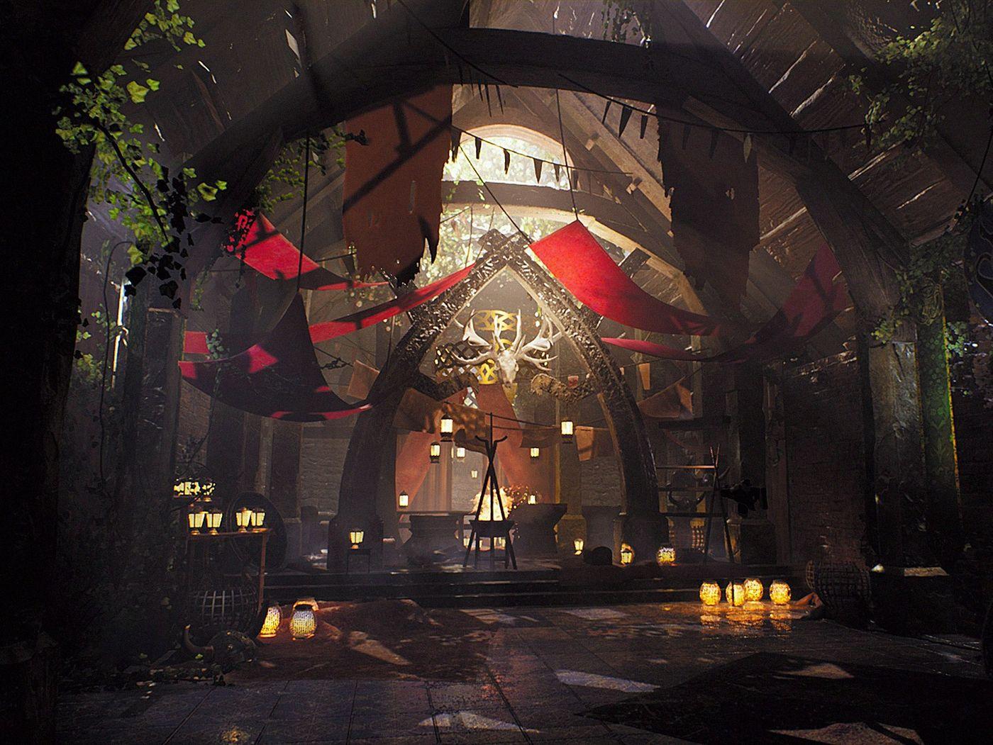 Viking Ritual House
