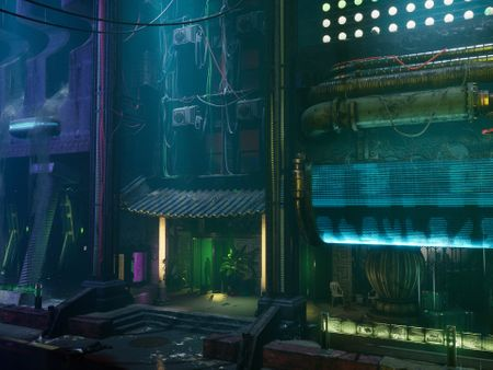 Blade Runner in Unreal Engine
