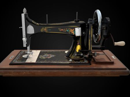 Naumann Sewing Machine