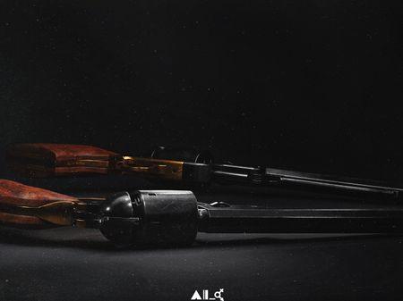 Navy Colt 1851 Pistol