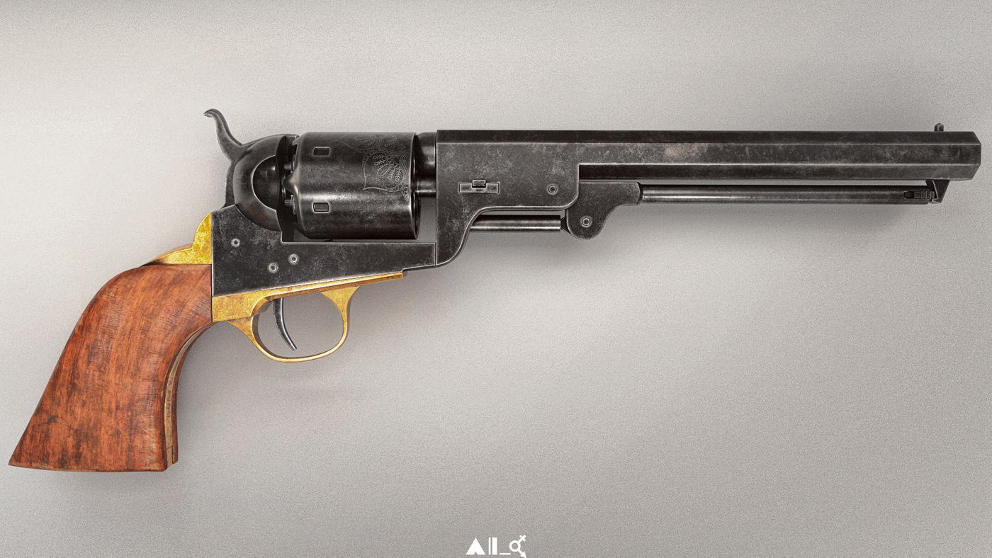 New Colt 1 Alok