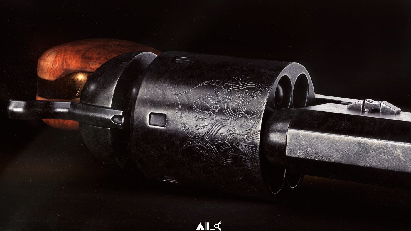 New Colt 9 Alok