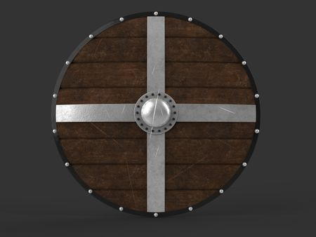 #WeeklyDrills 015- medieval shield