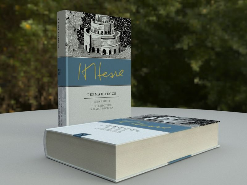 Hermann Hesse book