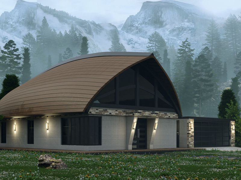 Modernized Viking Home