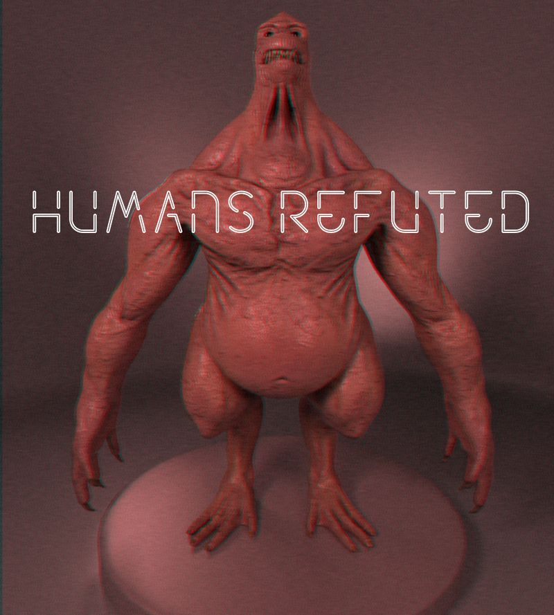 SCP-3199 Humans Refuted