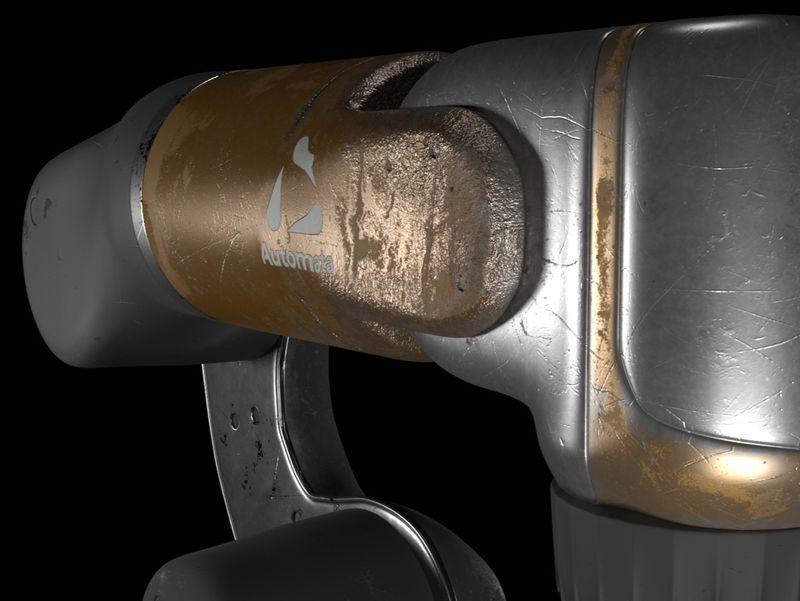 EVA Automata Robot Arm