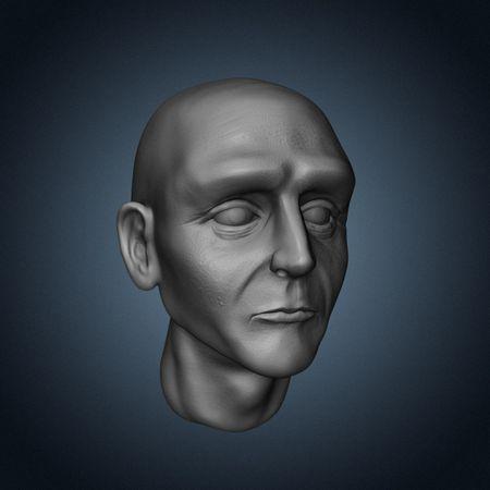 The Bald Man