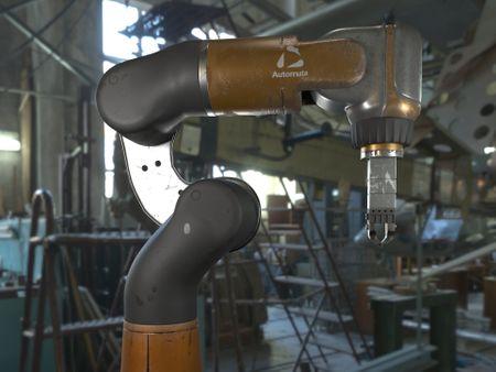 EVA Robot Arm