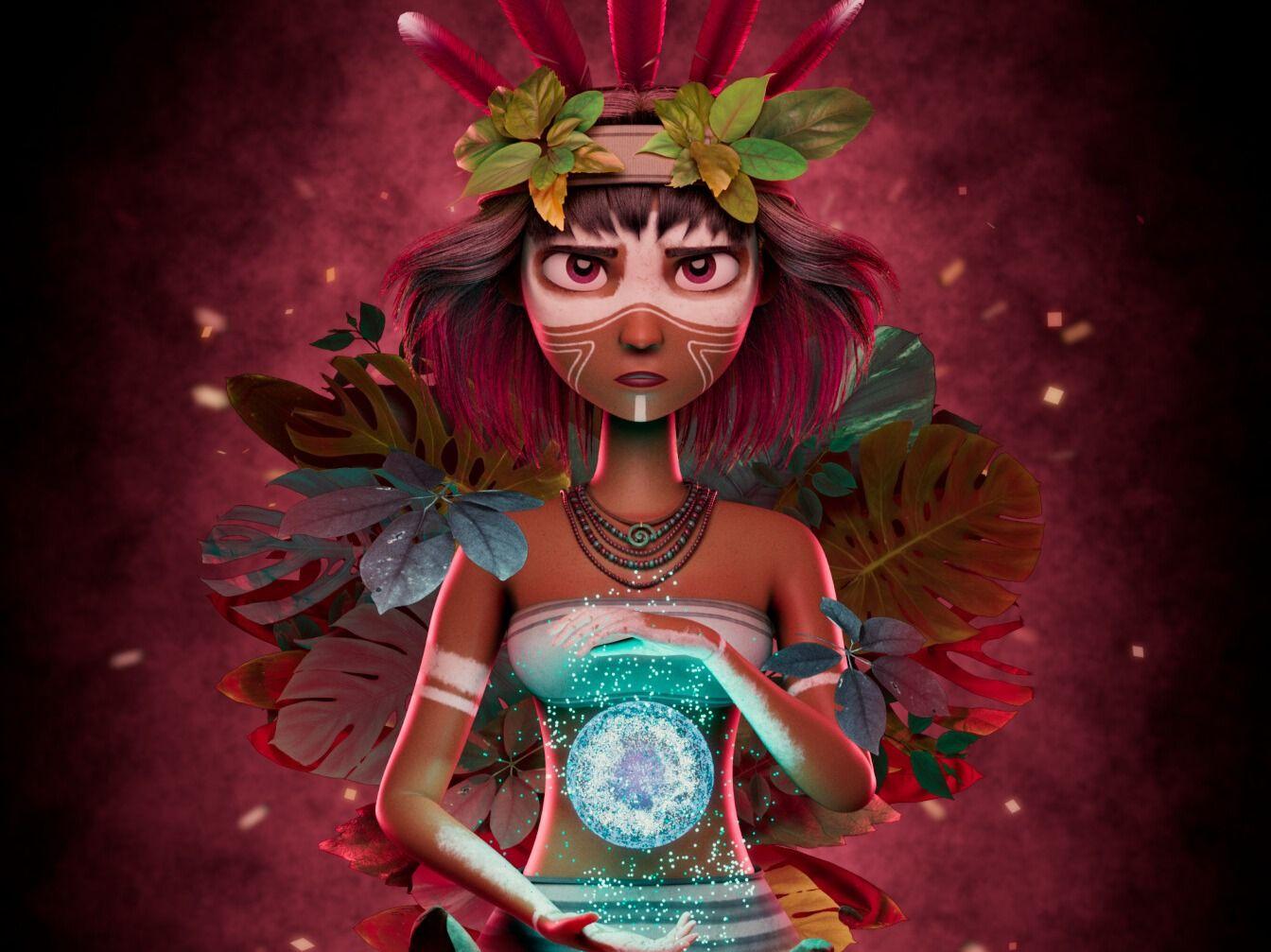 Illa: Amazon Warrior