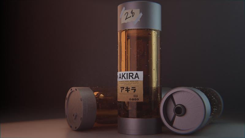Akira Container