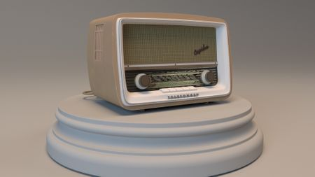 Telefunken Radio