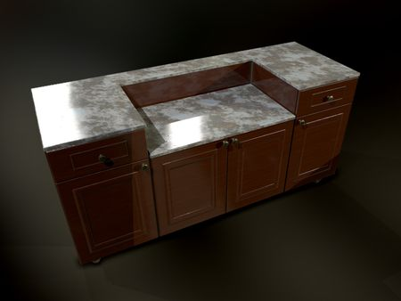 Barber´s furniture