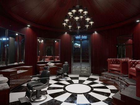 Luxury Barbershop (WIP)