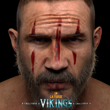 LA FORGE - Vikings Challenge - Tom Hardy