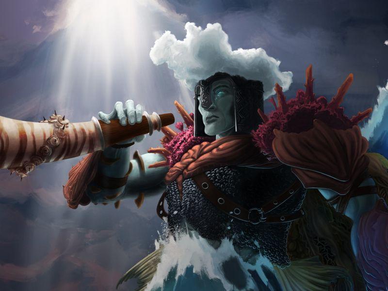 Ulmo, Lord of the Seas