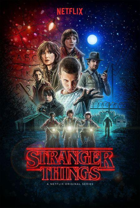 Netflix & Skill - Stranger Things