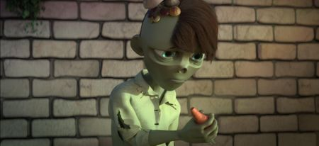 Sparky Veggie - School Short Animated Movie