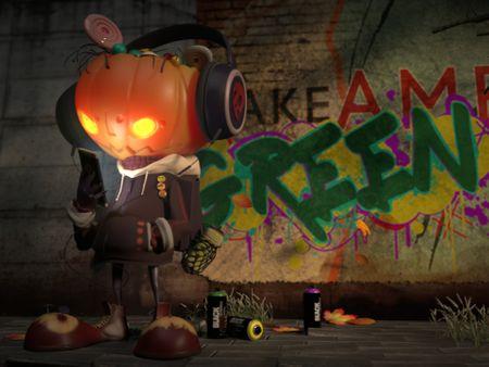 Pumpkin Tagger
