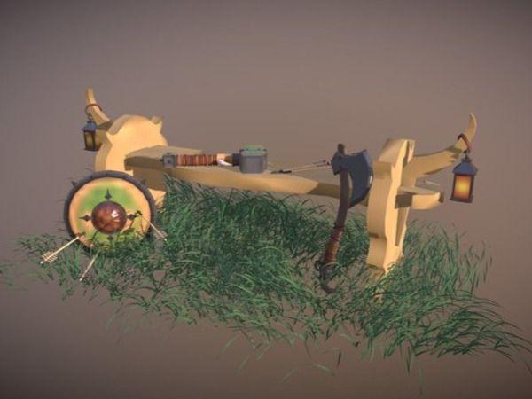 Viking assets