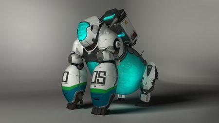 Robotic Gorila