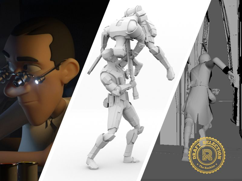 3D ANIMATION WORKS