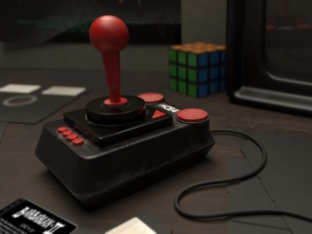 Commodore 64 Controller - Weekly Drills 046   #GamingController