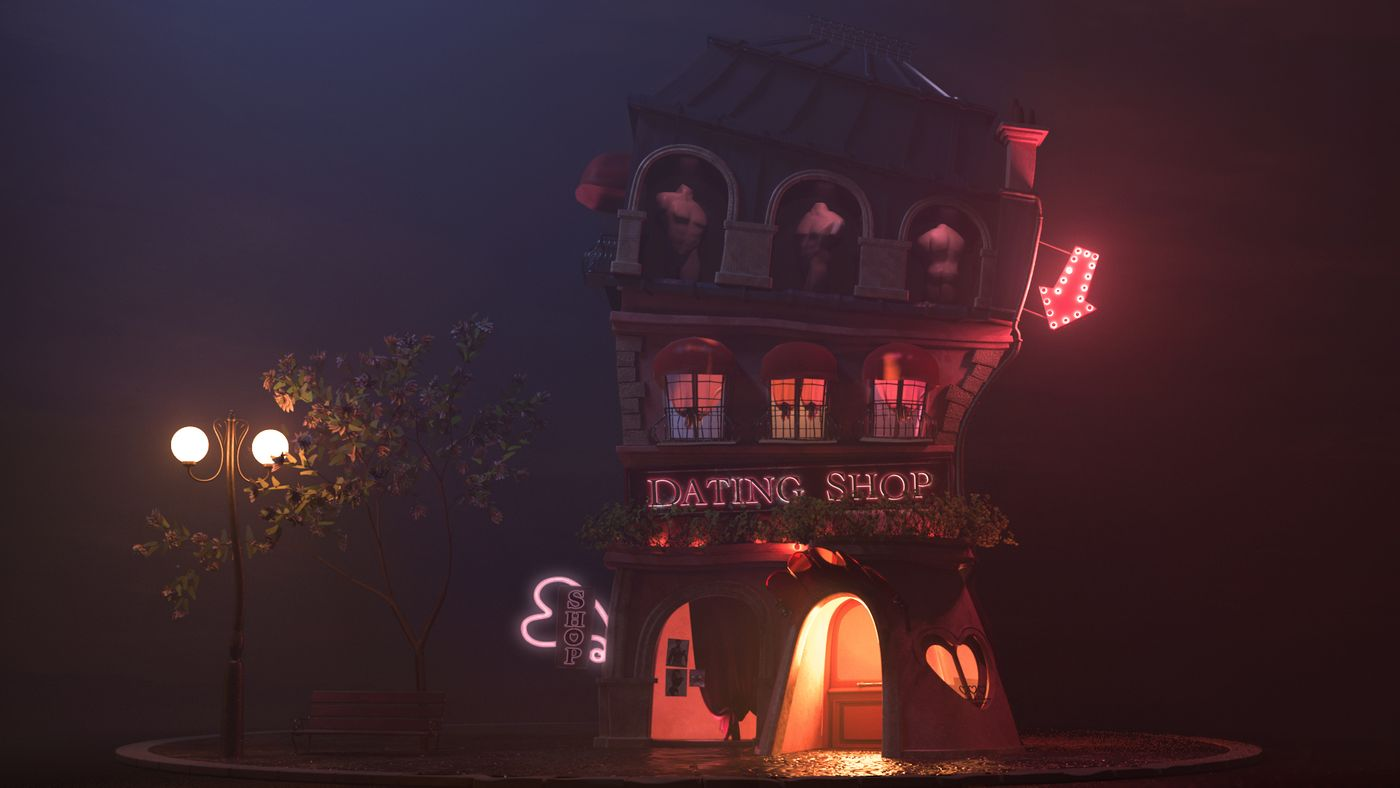 The Dating Shop