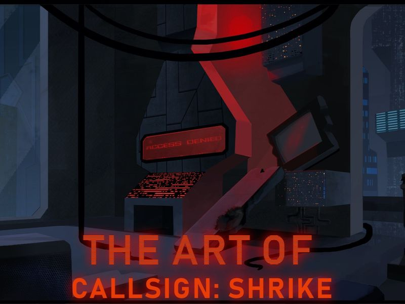 "Environments for ""Callsign: Shrike"""