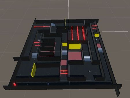 Esacpe The Laboratory